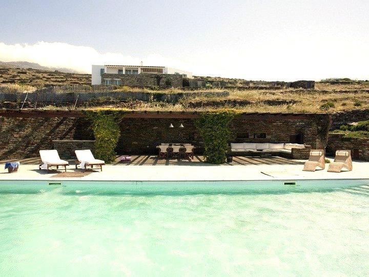 Architecture, Landscape, Villas, Interiors, Greece
