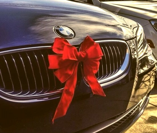 BMW Christmas Presentwww.DiscoverLavish.com
