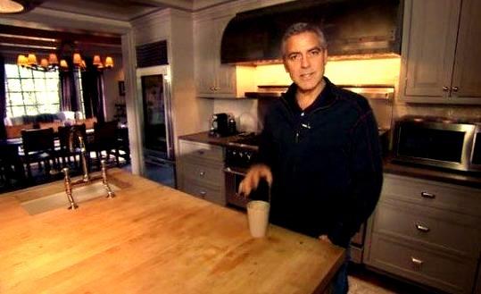 George Clooney Mansion