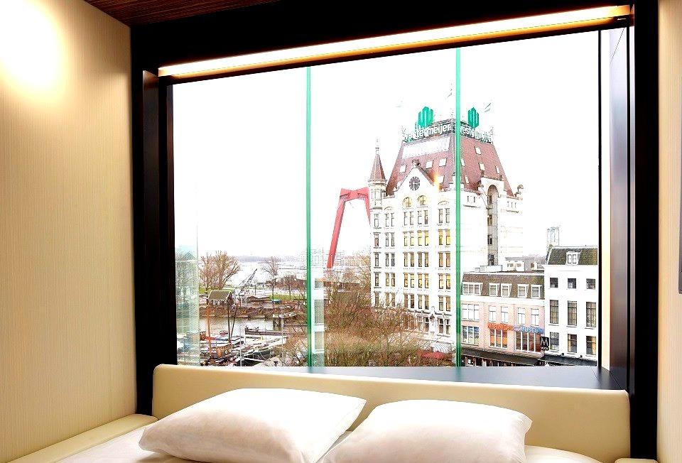 Travel, Rotterdam, Hotels, Interior Design, Netherlands