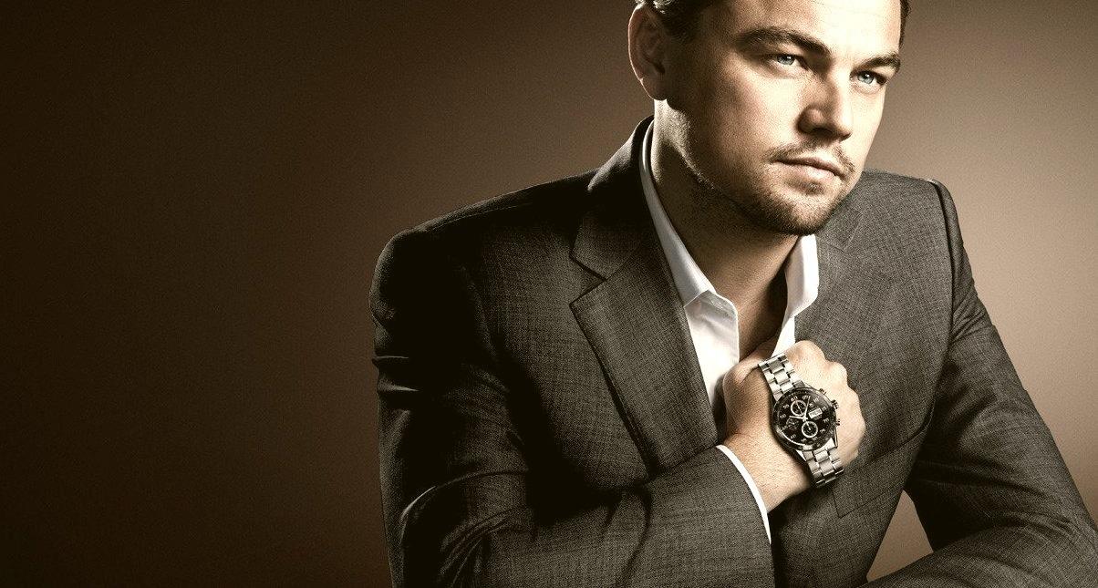 Leonardo DiCaprio for Tag Heuer