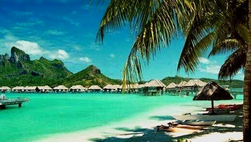 Tropical Island Destination
