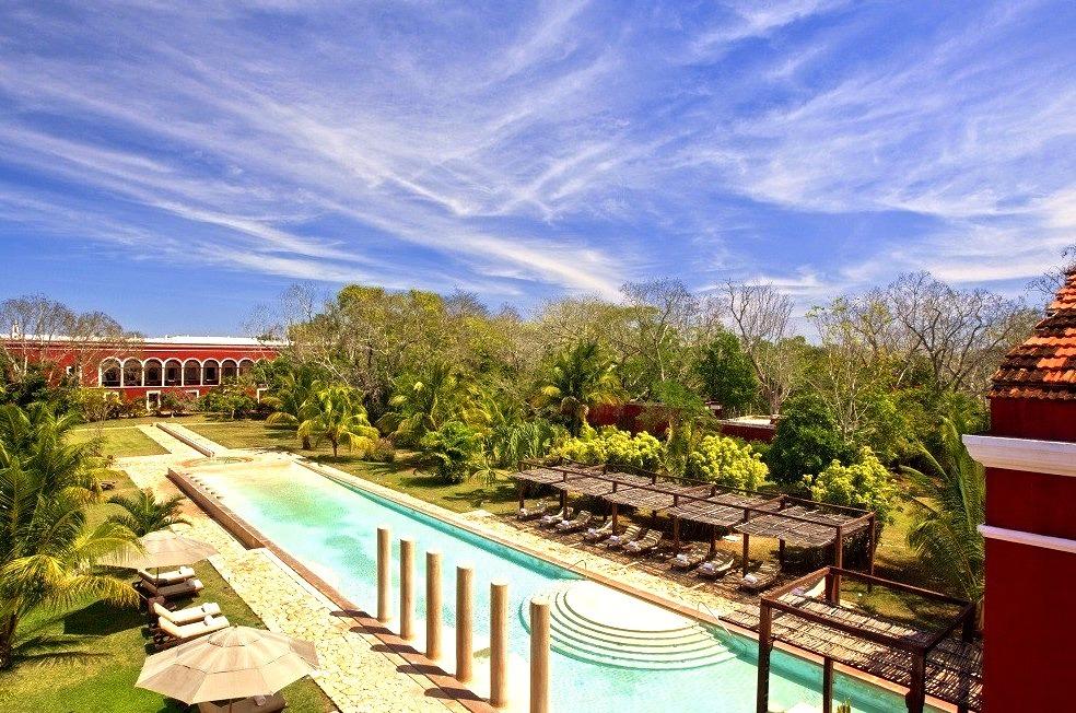 Mexico, Travel, Interiors, Haciendas, Design
