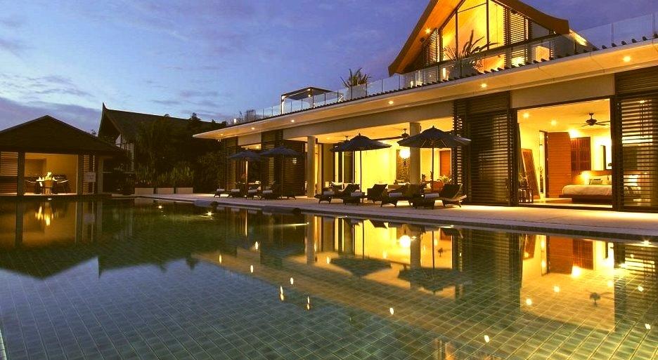 Interior Design, Thailand, Phuket, Travel, Villas