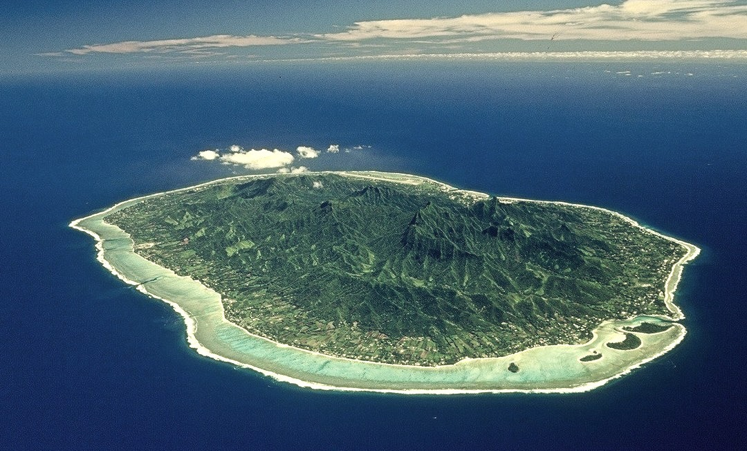 Resorts, Beach, Landscape, Outdoors, Cook Islands