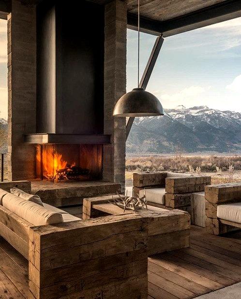 Home Design, Enterior, Home Design Ideas, Home Decor, Fire Place