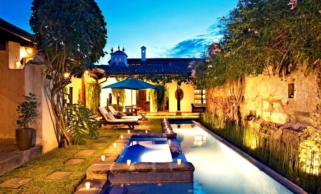 Casa Palopo -Guatemala
