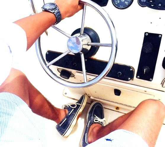 Ship, Shoes For Men, Open Sea, Sail, Private Yacht