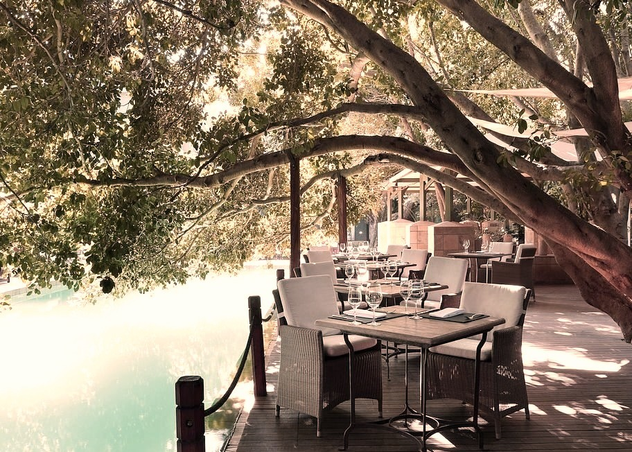 Saxon Hotel, Villas and Spa -South Africa