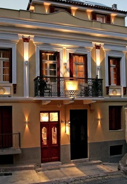 Top 10 Best Small Hotels in Greece