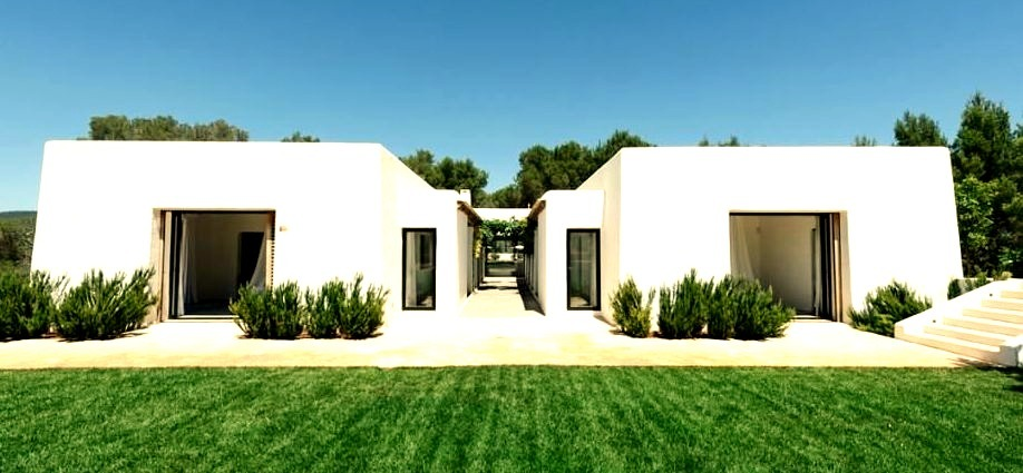 Villa Nobel - Ibiza, Spain